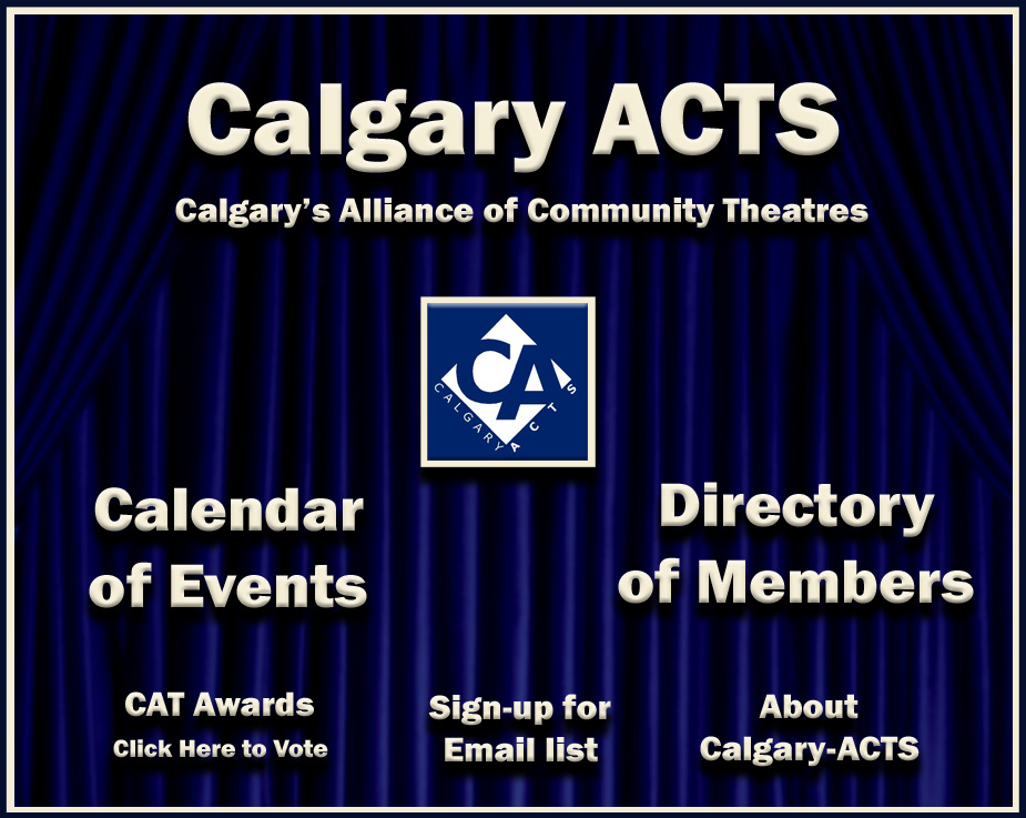 Calgary's Alliance of Community Theatres